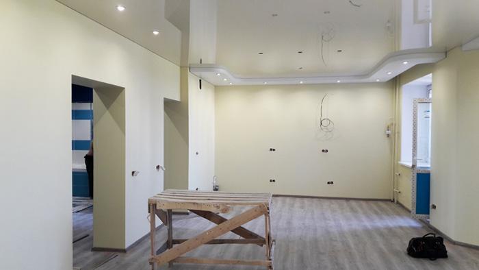 Ремонт и отделка квартир под ключ. Комфорт центр.