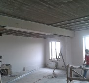 штукатурка стен и шпаклевка стен