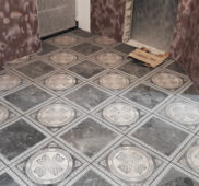 Укладка напольной керамической плитки