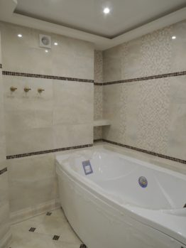 Как герметизировать ванную. Ремонт ванных комнат
