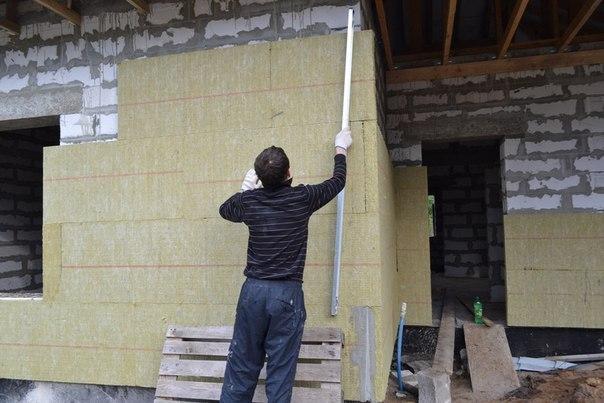 10 ошибок при утеплении фасада частного дома